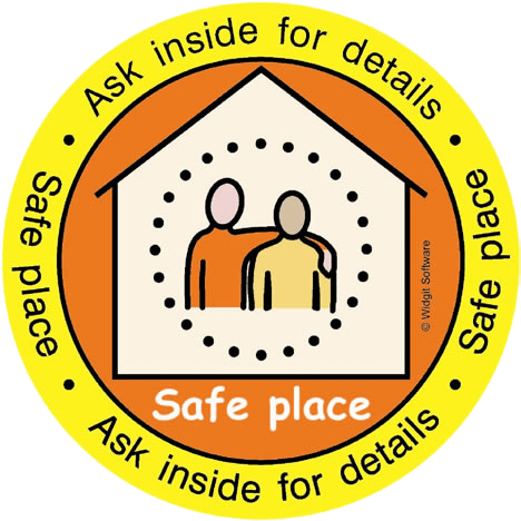 There is a Safe Places Scheme in Warwickshire
